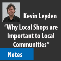 Kevin Leydon